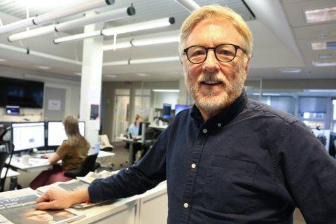 KRITISK: – Eg oppmodar Helse Førde til å ta eit initiativ for å få gjort om vedtaket i Helse Vest, seier Kai Aage Pedersen, ansvarleg redaktør i Firda.