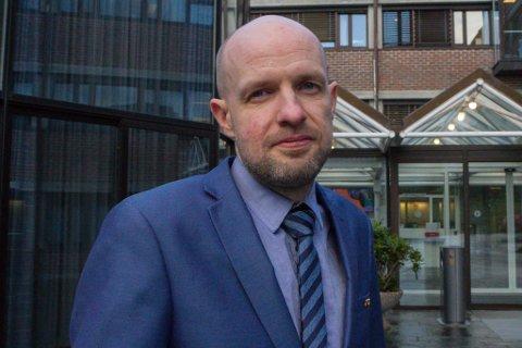Frank Willy Djuvik, frp, fylkestinget