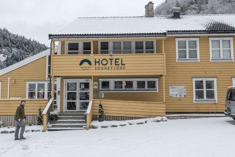 Hotel Sognefjord fekk nye eigarar i 2017 etter millionunderskot og konkurs. Arkivfoto: Bent Are Iversen / Firda