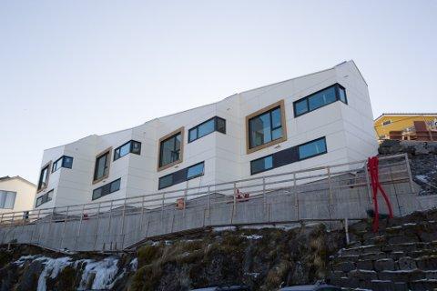 SOLGT: Utbyggaren Xform har nyleg selt dei siste gjenverande bustadene av totalt fire i Øvre Fossheim i Førde. Andre utbyggarar melder også om auka interesse.