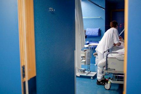 UNDER KONTROLL: Utbrotet av Norovirus ved Førde sentralsjukehus er no under kontroll, melder Helse Førde.
