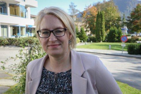 SMITTEVERNLEGE: Kristine Brix Longfellow, Høyanger kommune. ARKIVFOTO.