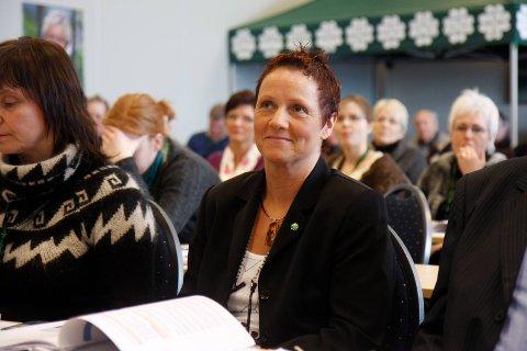 VART IKKJE INFORMERT: – Vi har ikkje fått nokon peikepinn på at det er bråk og uro innanfor museumsstiftinga, seier Karen Marie Hjelmeseter (Sp).