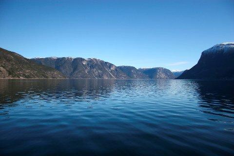 NATUR OG KULTUR: Pengane på statsbudsjettet bidreg til arbeidet med å ta vare på natur- og kulturverdiane i regionen rundt Sognefjorden.