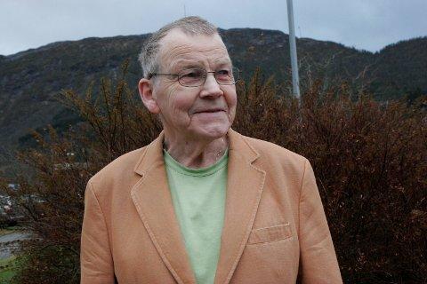 Henrik Leirvik.