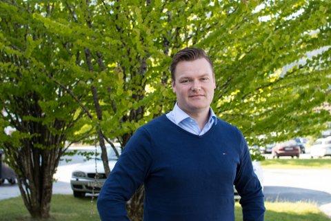 JAKTAR FLEIRE: Kenneth Nakken Angedal og Nordic Rutile AS skal no tilsette ein innkjøpsansvarleg. Prosjektleiaren fortel at det vil komme fleire stillingsutlysingar.