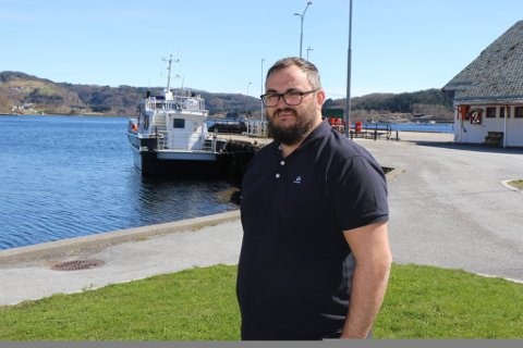 TO NYE ÅR: – Vi er veldig glade for at Helse Førde no forlengar avtalen med ambulansebåten i to år til, seier ordførar Ole Andre Klausen i Askvoll.