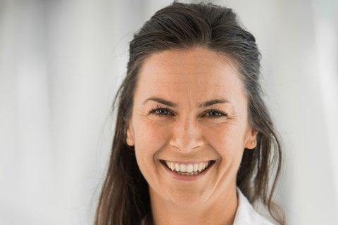 I MÅL: Kjensla av å endeleg vere i mål, etter åra med intens kombinasjon av toppfotball og legstudier, var enorm, fortel Høyanger-kvinna Siri Grønli Nordeide.