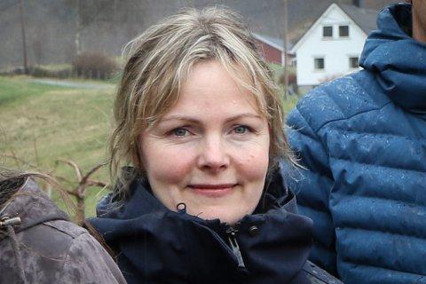 MILJØENGASJERT: – Eg er ein beskjeden person. Mi rolle har vore som grunneigar og innbyggar, ikkje som investor, seier Åse Marie Helgheim Thingnes. Arkivfoto.