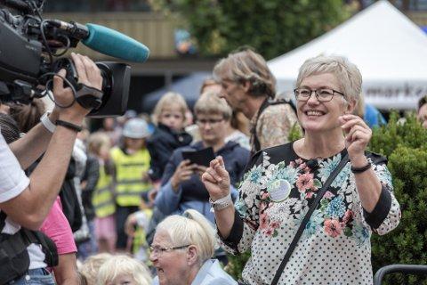 KULTURPRIS: Kulturprisen 2018 for Førde Kommune går til Hilde Bjørkum.