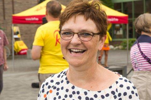 EI SIDE: Trude Brosvik er både politikar og privatperson på facebook-profilen sin. Det vil ho halde fram med. – Eg kan ikkje ha ei meining på ei side og ei anna på den private, seier Brosvik.