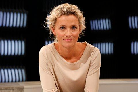 MISBRUKT: NRK-profil Ingunn Solheims ansikt, samt hennar gode namn og rykte, er misbrukt i fleire falske annonser/artiklar på internett.