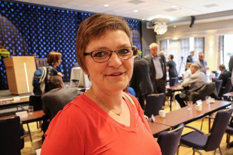 Trude Brosvik frå Gulen er stemt fram som fylkesordførarkanidat under Vestland KrF sitt første nominasjonsmøte i Bergen.