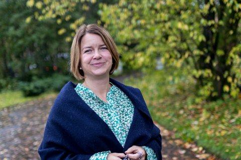 Hilde Iren Rivedal representerer Sunnfjord SV i kommunestyret.