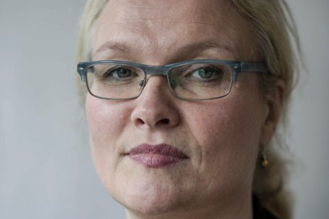 Anne Hopland.