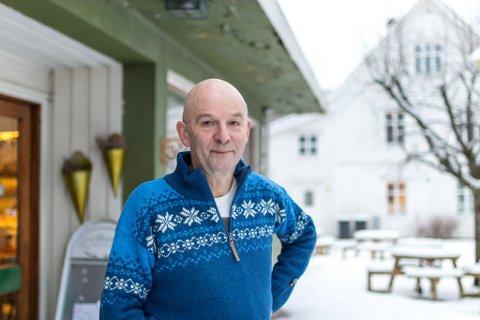 SJEKKA: Ole Bjarne Amdahl trudde først han måtte betale tilbake vel 40.000 kroner til NAV. Då han sjekka fann han ut at han ikkje skulda pengar.