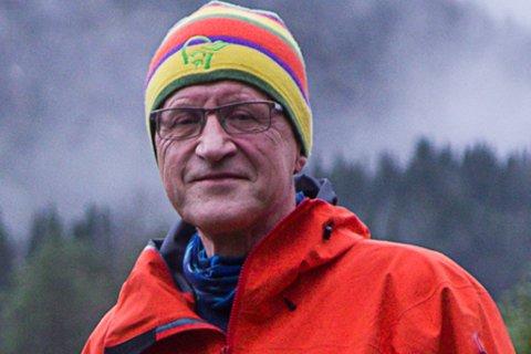 Leif Kapstad.