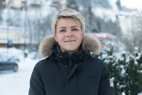 15.PLASS: Det er på tide at kvinnene klatrar oppover på lista, meiner advokat Synne Catrin Øren(41) frå Høyanger. Ho er den best betalte kvinnelege advokaten i området, men ligg på 15. plass på inntektstoppen blant advokatane.