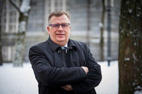VAR STATSSEKRETÆR: – Mange tykkjer det var synd at vi vart skifta ut, seier Atle Hamar. I januar måtte han forlate Klima- og miljødepartementet saman med statsråd Ola Elvestuen.
