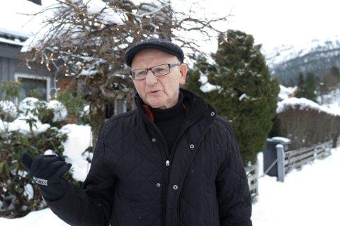 BOB-direktøren Terje W. Gilje går ut med det sjølvskryt at dei har vore aktive i sonderingar av mogelege tomteareal i Sunnfjord. Har vore i diskusjon med ein rekke tilbydarar i regionen – mellom 10 og 15 stykke, skriv Odd Skrede (bildet).
