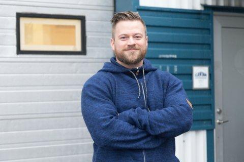 TEST: Kjetil Steiro Fimland ber folk om å teste seg.   .