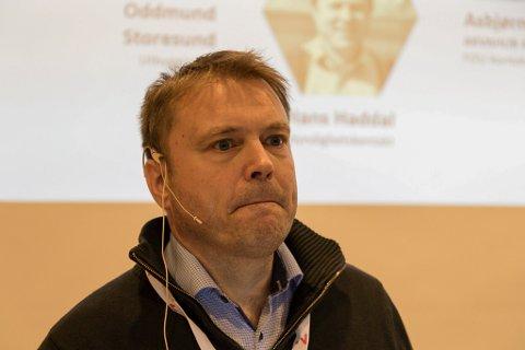 STYRELEIAR: Hans Haddal er styreleiar i Bulandet Miljøfisk.