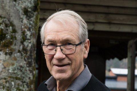 BOK: Ola Drage seier han fleire gongar har blitt oppfordra til å skrive bok om livet sitt. TIl slutt tenkte han at det hadde vore moro å få til.