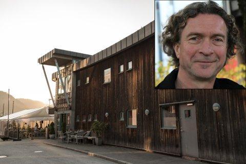 KRAV: Arle Hjelmeland meiner han har ein god del husleige til gode frå tida før konkursen i oktober i fjor.