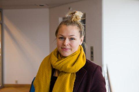 LEGG NED: Katja Søs Nielsen skal no legge ned yoga-studioet Prana Shala. Ho vil halde fram med eit yoga-tilbod, men då hos Puls Førde.