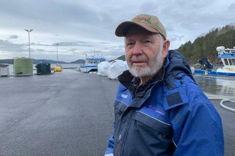 GÅR VIDARE: Styreleiar Inge Helge Vassbotten vil prøve saka for Høgsterett. Han er ein av dei største private lakseoppdrettarane i Sogn og Fjordane.