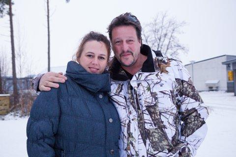 HÅP: Esmeralda og Peter flytta til Norge i håp om at borna skulle få eit betre liv.