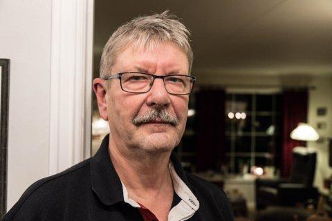 BEKYMRA: Ordførar i Hyllestad, Kjell Eide, forstår folk er bekymra, men sjølv har han har tru på ei løysing.