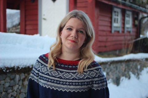 EKKEL OPPLEVING: Marita Skeie(30) opplevde nyleg at nokon hacka Facebook-kontoen hennar. - Det var ei veldig ubehageleg oppleving.