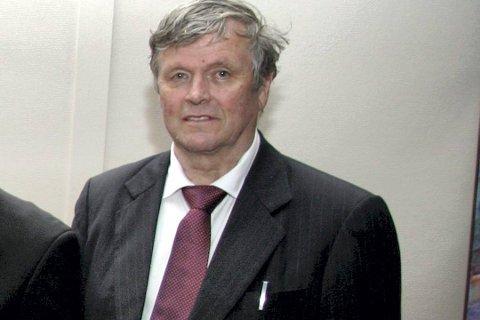 PÅ TOPP IGJEN: Ivar Helgheim er på inntektstoppen i Jølster i 2018. Han er også den som sit med mest formue.