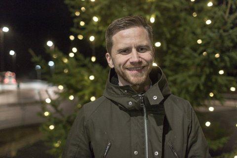 GRØN VON I HØYANGER: Svein Tore Torvund (40), gründer og dagleg leiar i Greenergy.