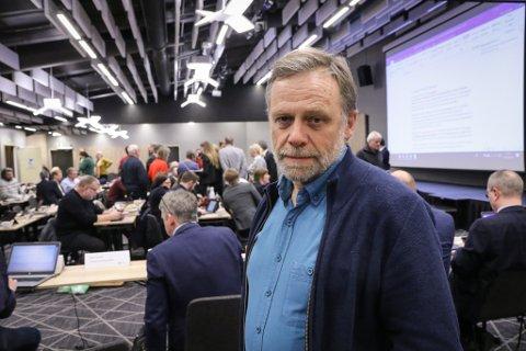 NESTLEIAR: Åsmund Berthelsen (SV), nestleiar i Hovudutval for opplæring og kompetanse i Vestland Fylkeskommune.