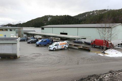 NYE KRAV: Nye og strengare krav til kjeldesortering gjer at SUM jaktar etter nytt areal som kan ta over for anlegget i Hesjedalen.