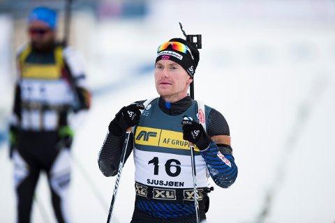 EM-BRONSE: Håvard Gutubø Bogetveit gjekk søndag inn til ein bronsemedalje i EM i Kviterussland. Her er han avbilda på Sjusjøen i fjor.
