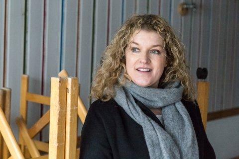 NYTT OG BETRE: Kommunalsjef for kultur og folkehelse, Anita Nordheim, trur brukarene kjem tilbake til eit betre samfunnshus.