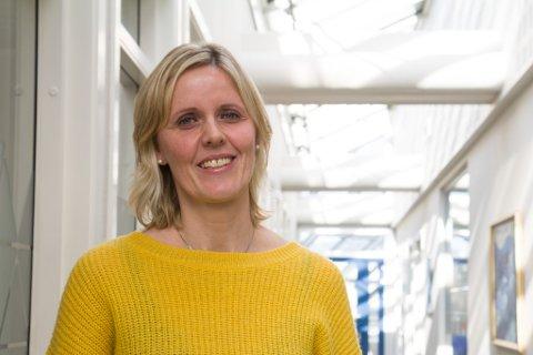 BEST I  VEST: Paula Kathrine Lesto blei kåra til årets seljar i Amedia region Vest 2018