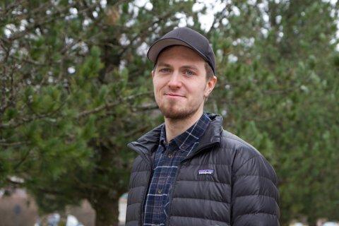 FRILANSER: Stig Indrebø er ein av få steadicam-operatørar i Norge. Som frilanser får han jobbe på mange forskjellige prosjekt.