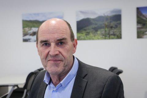 FRAMLEIS I STYREROMMET: Arvid Andenæs var Sunnfjord Energis siste styreleiar. No vil BKK ha han med vidare.