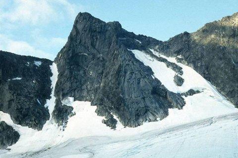 OMKOM: Det var onsdag i førre veke at den tragiske ulykka skjedde i Hurrungane i Jotunheimen.