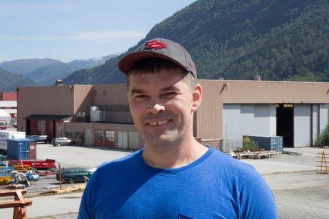 KJEM STERKARE TILBAKE: Simon Vie frå Førde har stått i spissen for Trøkk n' Truck-festivalen i Førde sidan oppstarten i 2017.