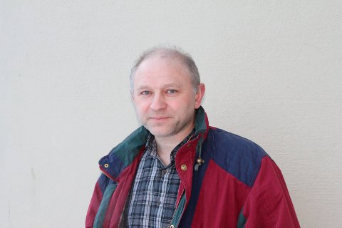 NØGD: Ole Johan Hegrenes er styreleiar og største eigar i Myklebost kraft.
