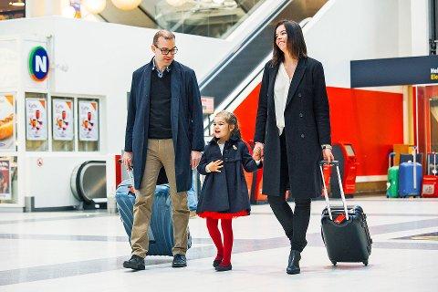 FERIE: Åtte av ti nordmenn har reiseforsikring, syner tal frå Tryg Forsikring.