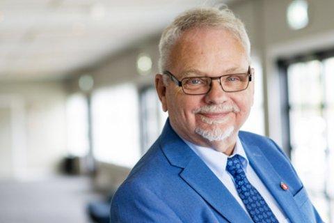 VIL UT: Ordførarkandidat for Sunnfjord Frp, Terje Johan Helgheim, vil ta Frp ut av regjering.