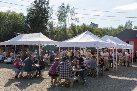 MINDRE: Countryfestivalen får 100.000 kroner mindre i tilskot frå kulturrådet i år enn i fjor.