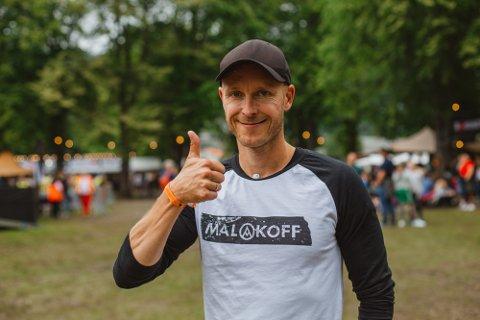 TOMMEL OPP: MiniMalakoff gjekk så bra som festivalsjef Arnt Ivar Naustdal hadde håp om.