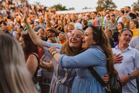 DEN GANG DÅ: I 2019 kunne vi stå som sild i tønne på konsert. Det blir neppe sånn i år, men festivalane er i full gang med å finne løyselege konsept.